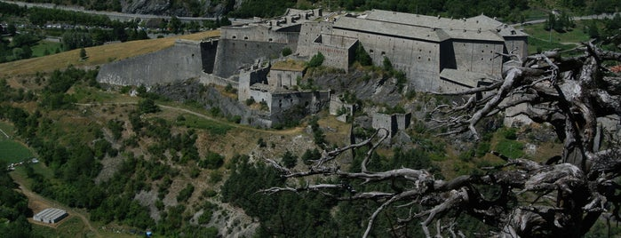 Forte di Exilles is one of Art and architecture around Sestriere.