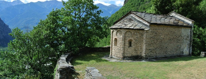 Abbazia Della Novalesa is one of Art and architecture around Sestriere.