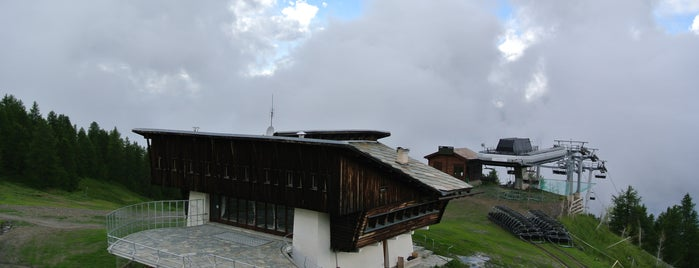 Capanna Mollino is one of Art and architecture around Sestriere.