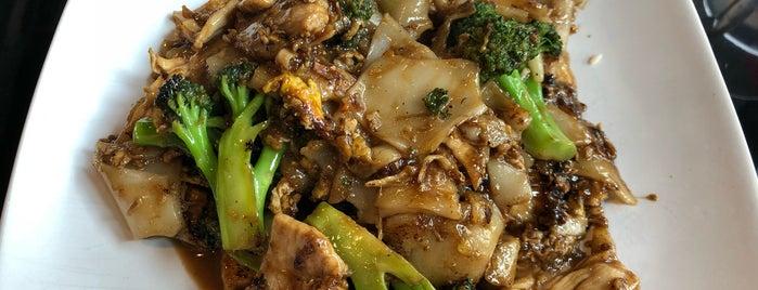 Thai Thani Kitchen is one of Howie: сохраненные места.