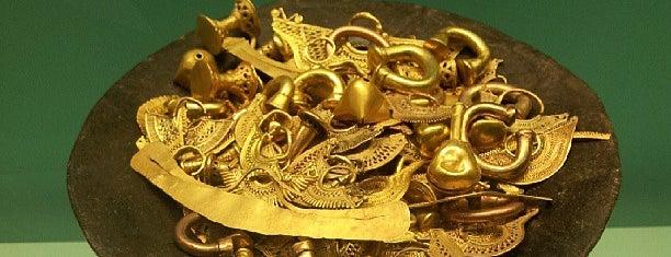 Museo del Oro is one of Cartagenias.