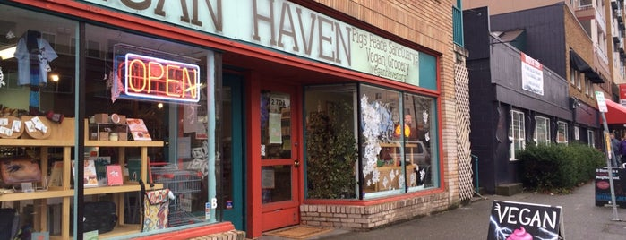 Vegan Haven is one of Vegan friendly.