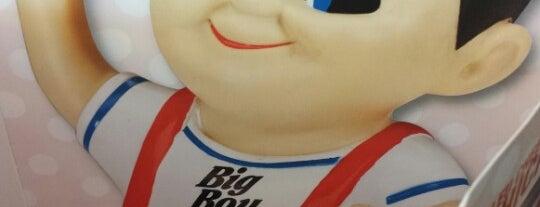 Big Boy is one of Upper Peninsula.