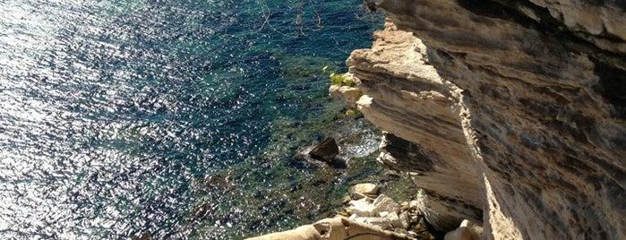 Escaliers du Roy d'Aragon is one of La Corse par la côte ouest.
