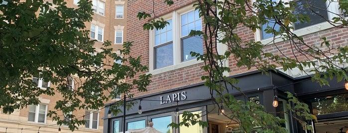 Lapis is one of Baltimore / DC / Virginia / Delaware.