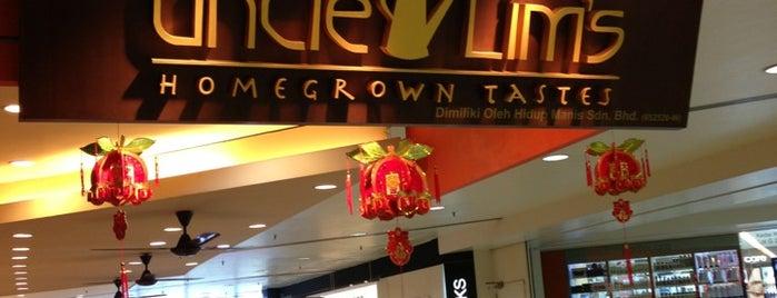 Uncle Lim's Cafe is one of Lieux qui ont plu à MAC.