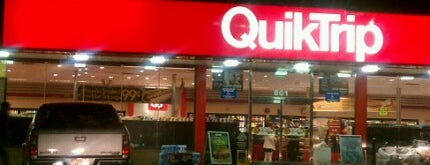 QuikTrip is one of Lugares favoritos de KATIE.