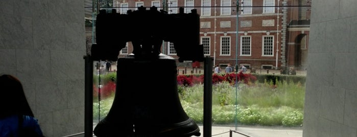 Liberty Bell Center is one of US - Must Visit ( East Coast).