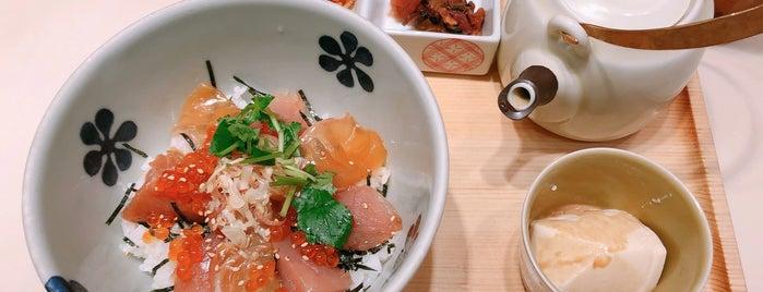 Dashi-chazuke En is one of Osaka.