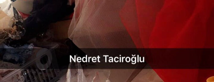 Nedret  Taciroglu Tasarim Atölyesi is one of تركيا.