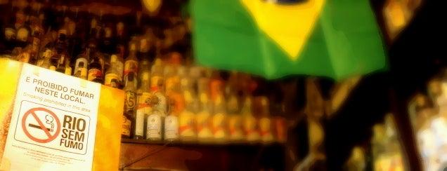 Bar Escondidinho do Catete is one of Julia'nın Beğendiği Mekanlar.