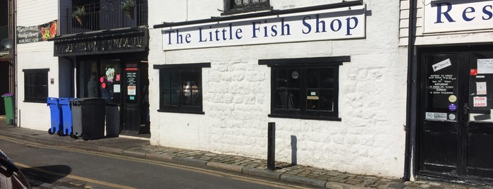 The Little Fish Shop is one of Fish & Chips???.