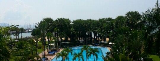 Botany Beach Resort is one of สถานที่ที่ Pupae ถูกใจ.