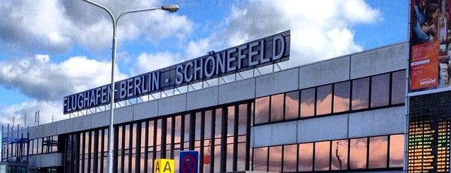 Berlin-Schönefeld Airport (SXF) is one of Part 1~International Airports....