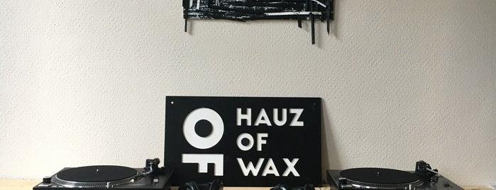 Hauz Of Wax is one of Posti che sono piaciuti a sanne.