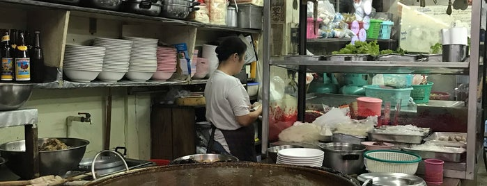 Wattana Panich is one of Tempat yang Disukai Christine.