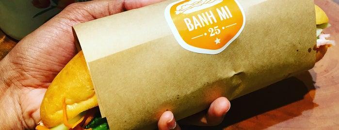 Bánh Mì 25 is one of Christine 님이 좋아한 장소.