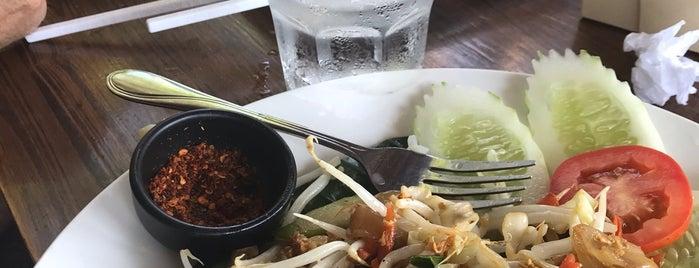 Salad Hut, Koh Phangan is one of Lieux qui ont plu à Christine.