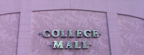 College Mall is one of Jamiさんのお気に入りスポット.