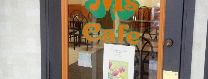 M's Cafe is one of Kelly : понравившиеся места.