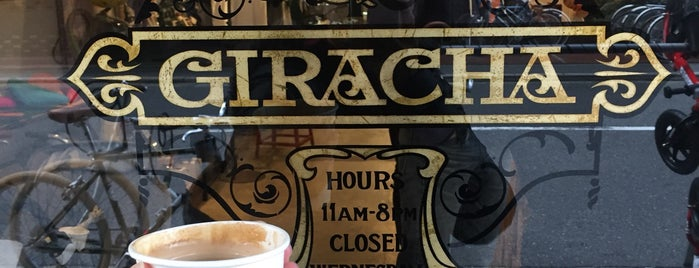 GIRACHA COFFEE is one of To drink Japan.
