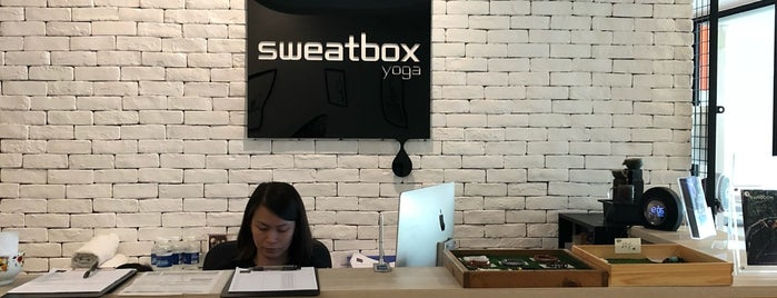 Sweatbox Yoga is one of Yoga.
