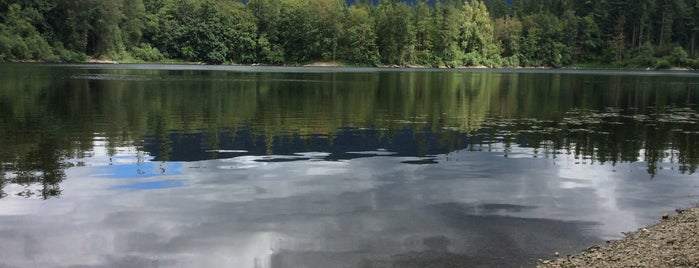 Nolte State Park is one of Seattle's Swimming Holes.