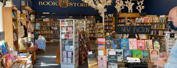 Liberty Bay Books is one of Bookstores.