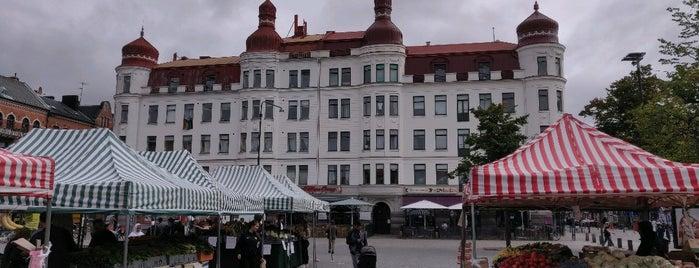Möllevången is one of Malmö.