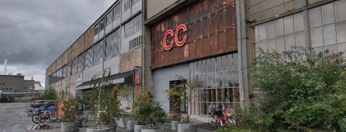 Copenhagen Contemporary Art Center is one of Copenhagen.