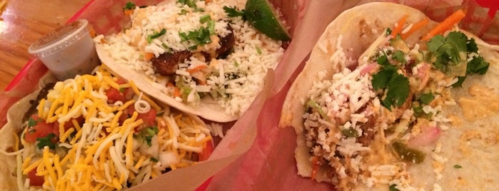Torchy's Tacos is one of Dallas Foodie.