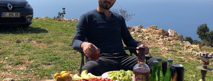 Yediburunlar is one of Fethiye.