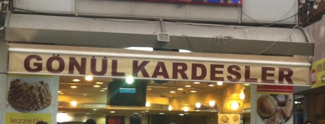 Tatlıcı Gönül Kardeşler is one of Lieux sauvegardés par Aydın.