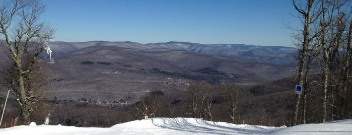 Belleayre Mountain Ski Center is one of Upstate Adventures.