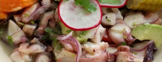 My Ceviche Brickell is one of Posti che sono piaciuti a Philippe.