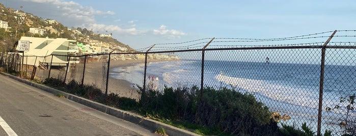 Malibu Beach is one of CAL.