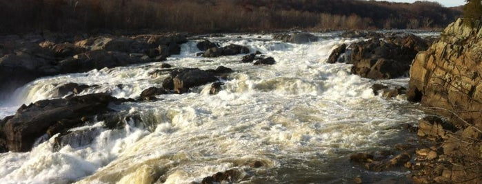 Great Falls Park is one of Best of NoVA area.