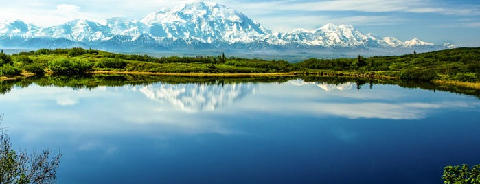Denali National Park & Preserve is one of Seven Summits: Tops Of The World.