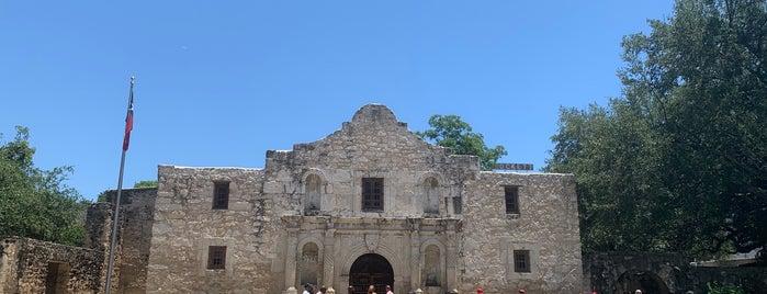 Fortress Alamo: The Key To Texas is one of Lieux qui ont plu à Mirko.
