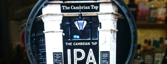 The Cambrian Tap is one of Carl 님이 좋아한 장소.