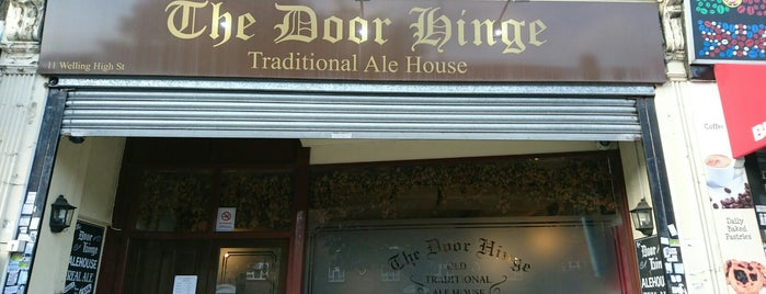 The Door Hinge is one of South East Micropubs.