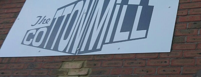 The Cotton Mill Micro Pub is one of South East Micropubs.