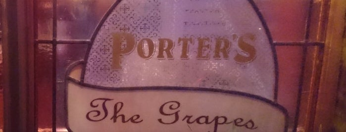 The Grapes is one of London 2019.