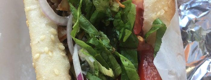 Rüya Gemüse Kebab is one of Berlinfoodstories.