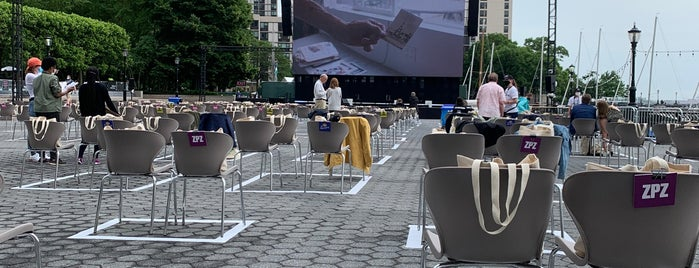 Waterfront Plaza, Brookfield Place is one of [NYC] Been There, Loved That..