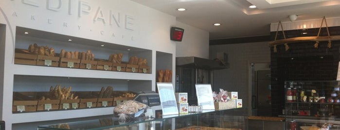 Redipane Bakery Cafè is one of สถานที่ที่ Maddalena ถูกใจ.