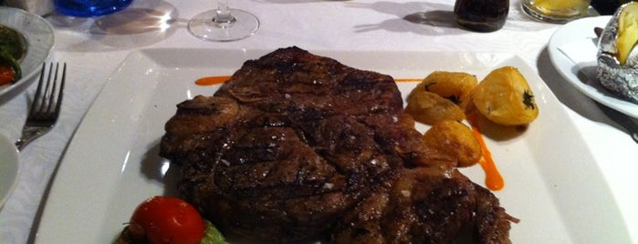 La Martina Asador Argentino is one of Tenerife: restaurantes y guachinches..