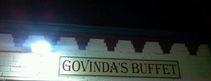 Govinda's is one of Denver.