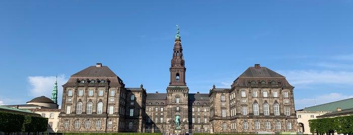 Christiansborg Ridebane is one of Around The World: Europe 4.