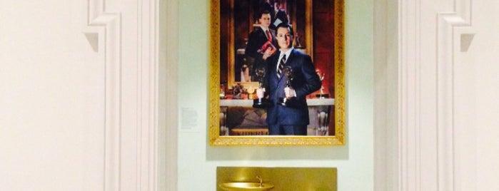 Stephen Colbert's Portrait Exhibit is one of when in dc.
